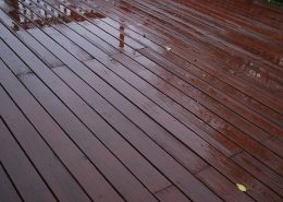 anti slip paint on wet wood